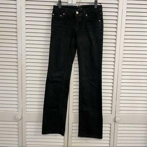 Vintage Fendi Black Jeans - Size 28
